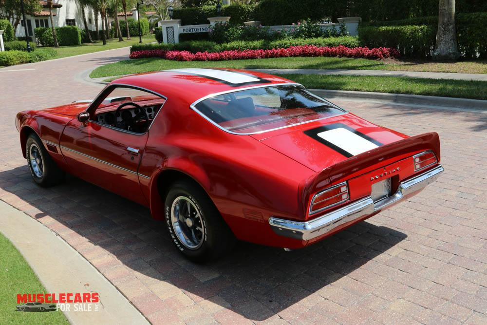 Used 1971 Pontiac  Trans Am for sale Sold at Muscle Cars for Sale Inc. in Fort Myers FL 33912 4