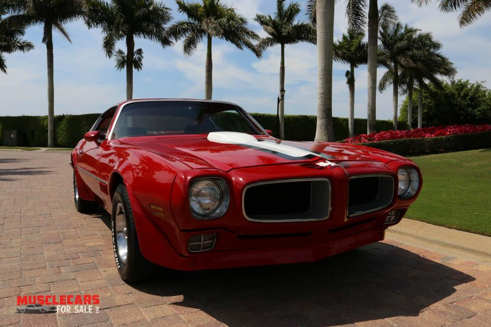 Used 1971 Pontiac  Trans Am for sale Sold at Muscle Cars for Sale Inc. in Fort Myers FL 33912 8