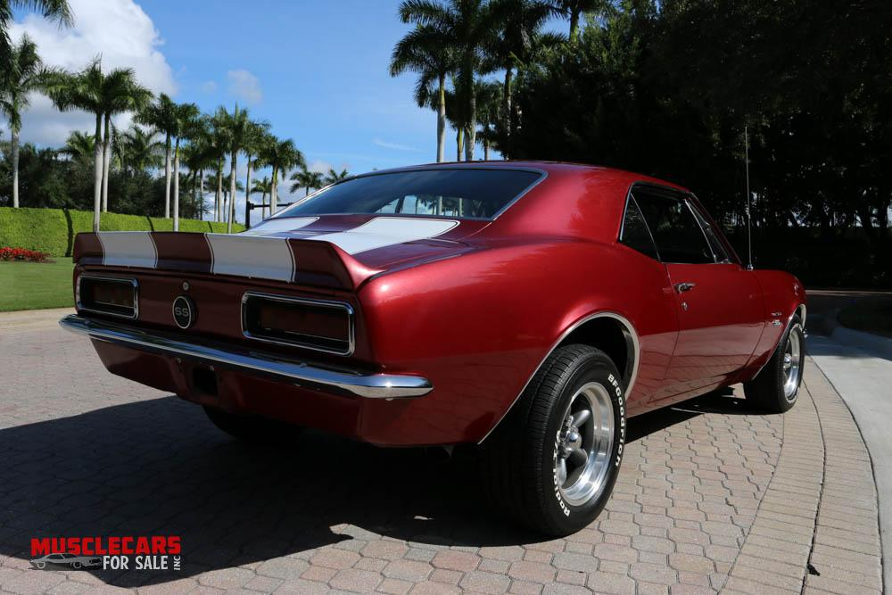 Used 1967 Chevrolet Camaro SS for sale Sold at Muscle Cars for Sale Inc. in Fort Myers FL 33912 3