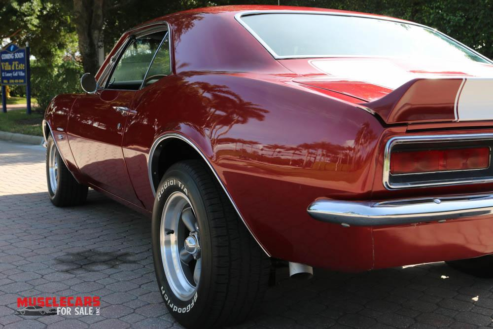 Used 1967 Chevrolet Camaro SS for sale Sold at Muscle Cars for Sale Inc. in Fort Myers FL 33912 6