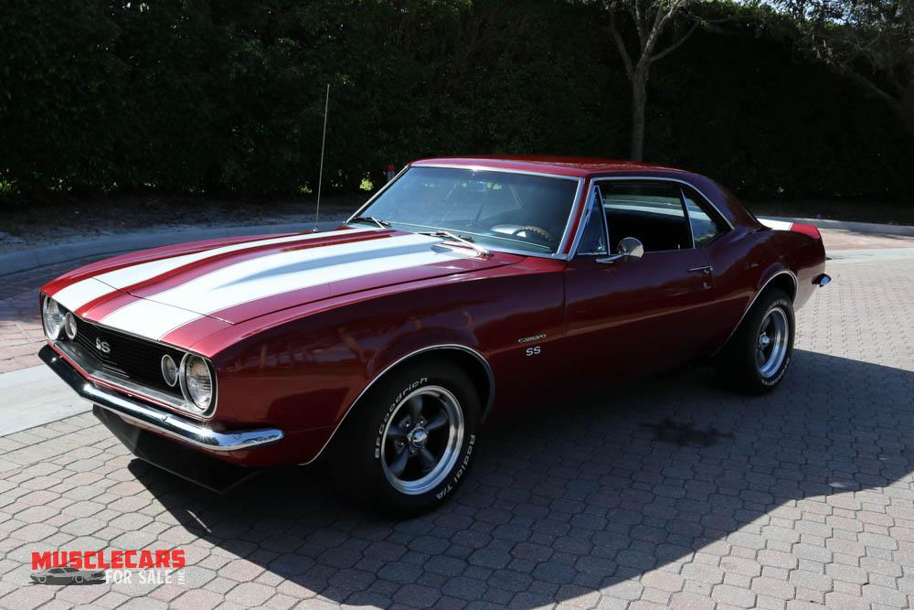 Used 1967 Chevrolet Camaro SS for sale Sold at Muscle Cars for Sale Inc. in Fort Myers FL 33912 7