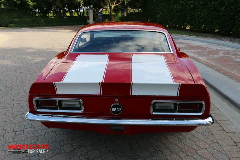 Used 1968 Chevrolet Camaro RS for sale Sold at Muscle Cars for Sale Inc. in Fort Myers FL 33912 3