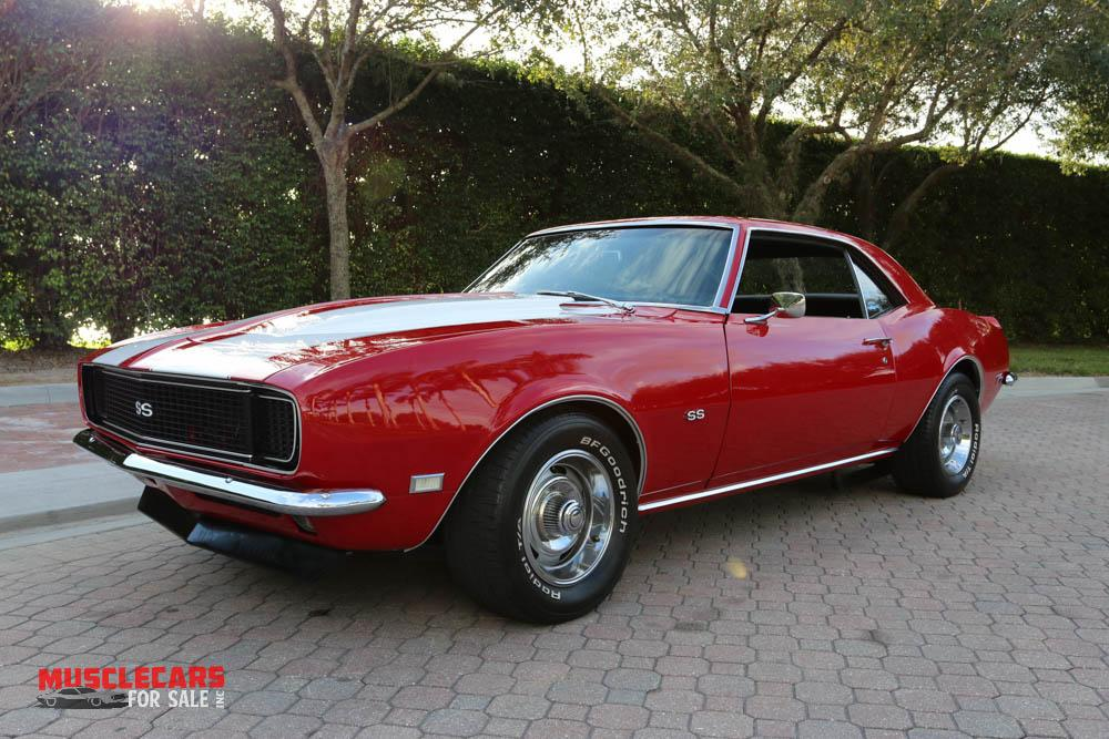 Used 1968 Chevrolet Camaro RS for sale Sold at Muscle Cars for Sale Inc. in Fort Myers FL 33912 8