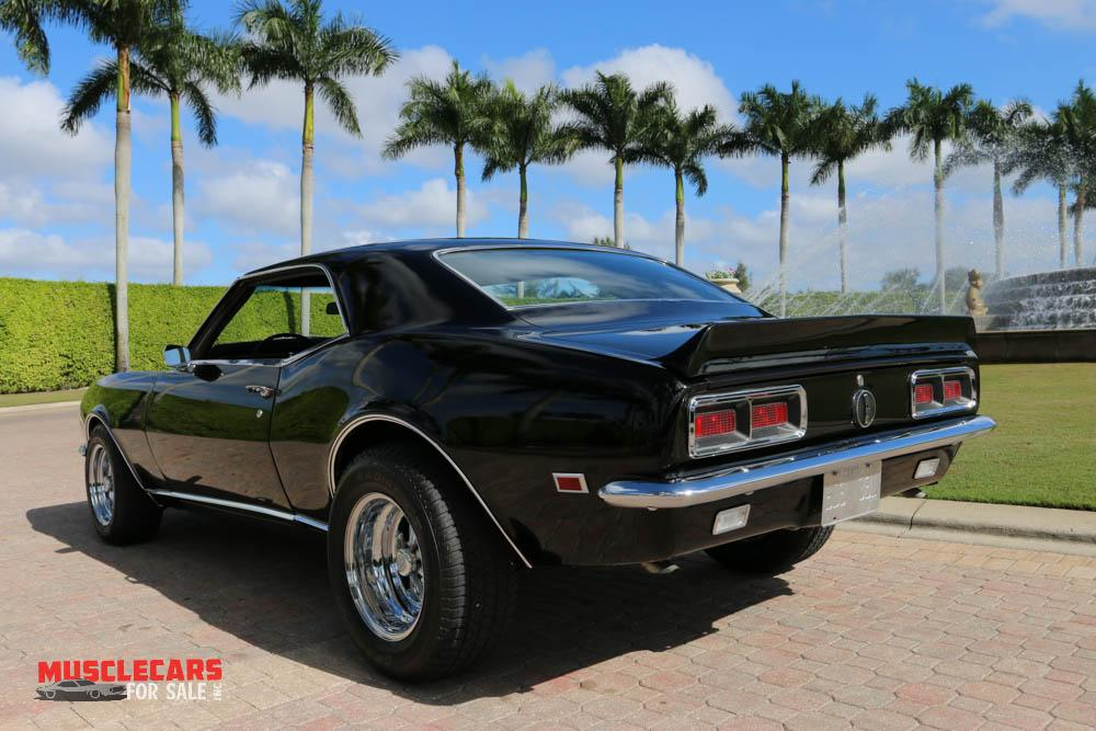Used 1968 Chevrolet Camaro RS for sale Sold at Muscle Cars for Sale Inc. in Fort Myers FL 33912 5