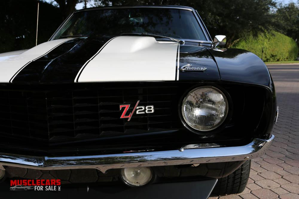 Used 1969 Chevrolet Camaro for sale Sold at Muscle Cars for Sale Inc. in Fort Myers FL 33912 3