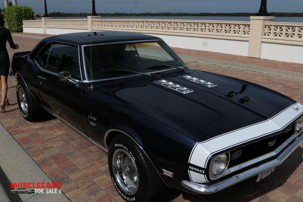 Used 1968 Chevrolet Camaro SS for sale Sold at Muscle Cars for Sale Inc. in Fort Myers FL 33912 8