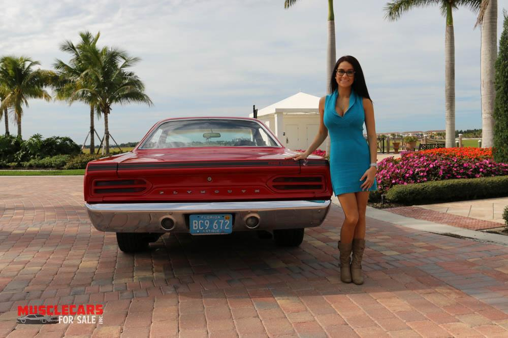 Used 1970 Plymouth  Road Runner for sale Sold at Muscle Cars for Sale Inc. in Fort Myers FL 33912 6