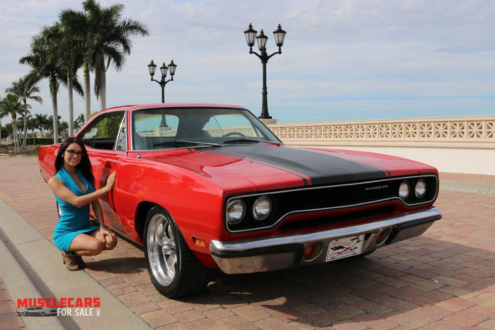 Used 1970 Plymouth  Road Runner for sale Sold at Muscle Cars for Sale Inc. in Fort Myers FL 33912 1