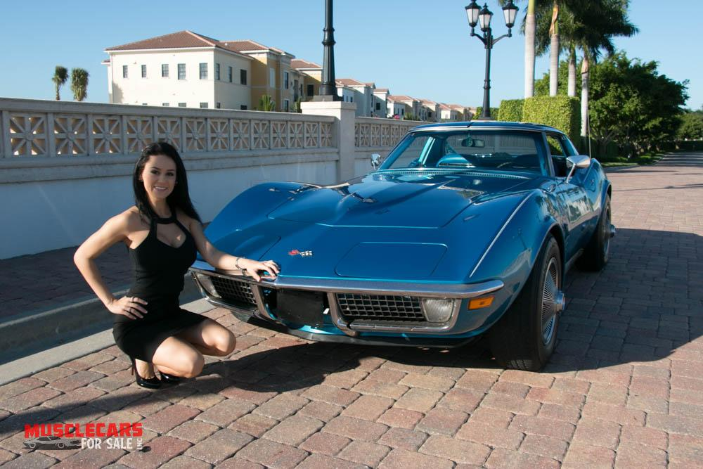 Used 1970 Chevrolet Corvette for sale Sold at Muscle Cars for Sale Inc. in Fort Myers FL 33912 8