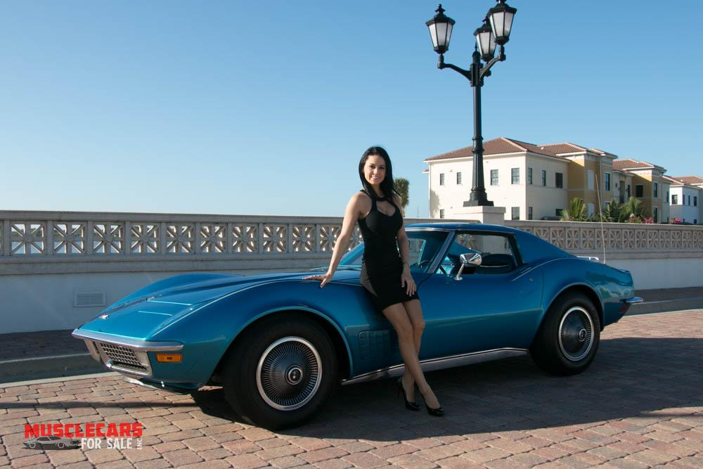 Used 1970 Chevrolet Corvette for sale Sold at Muscle Cars for Sale Inc. in Fort Myers FL 33912 1