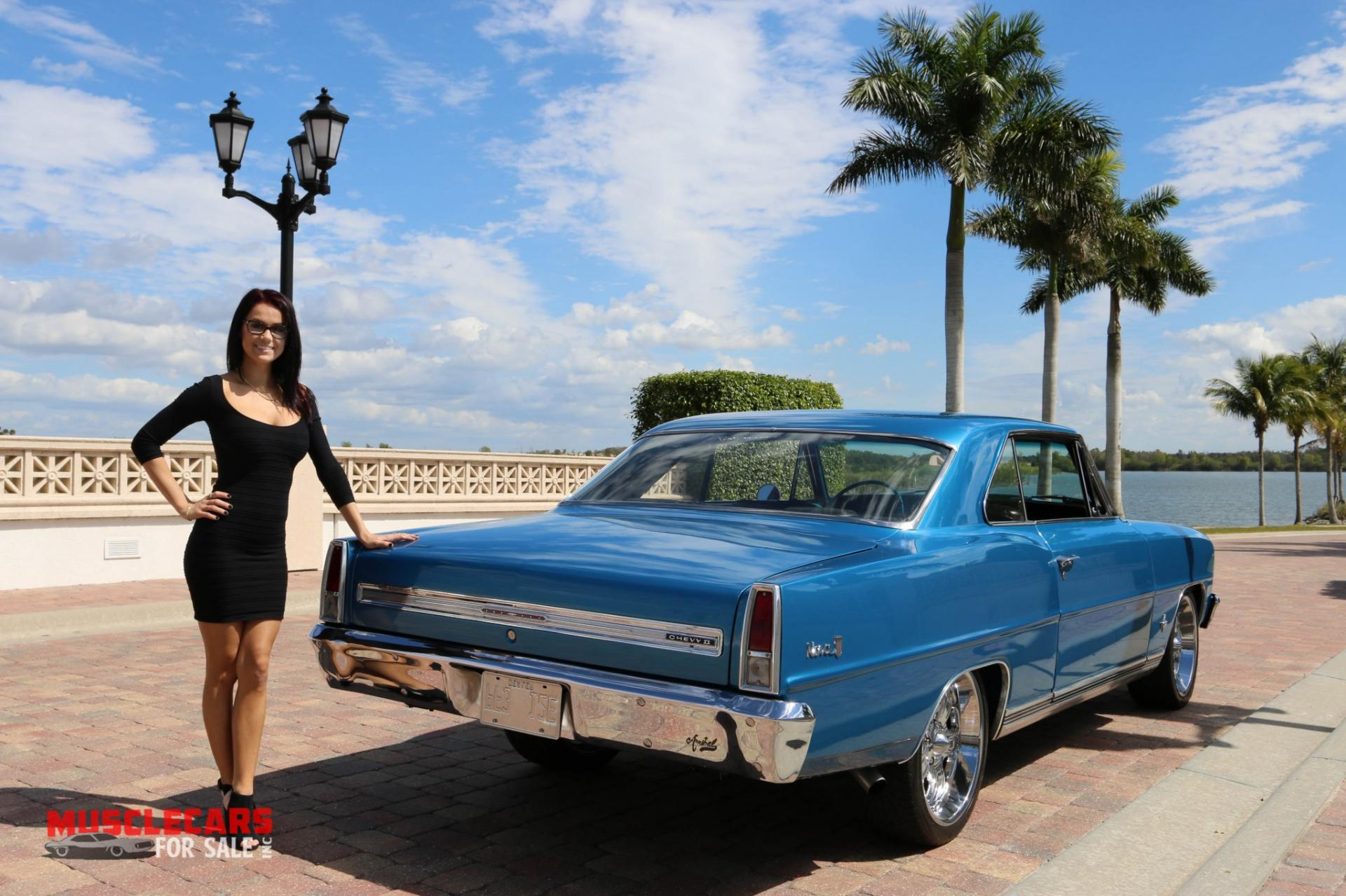 Used 1966 Chevrolet Nova for sale Sold at Muscle Cars for Sale Inc. in Fort Myers FL 33912 3
