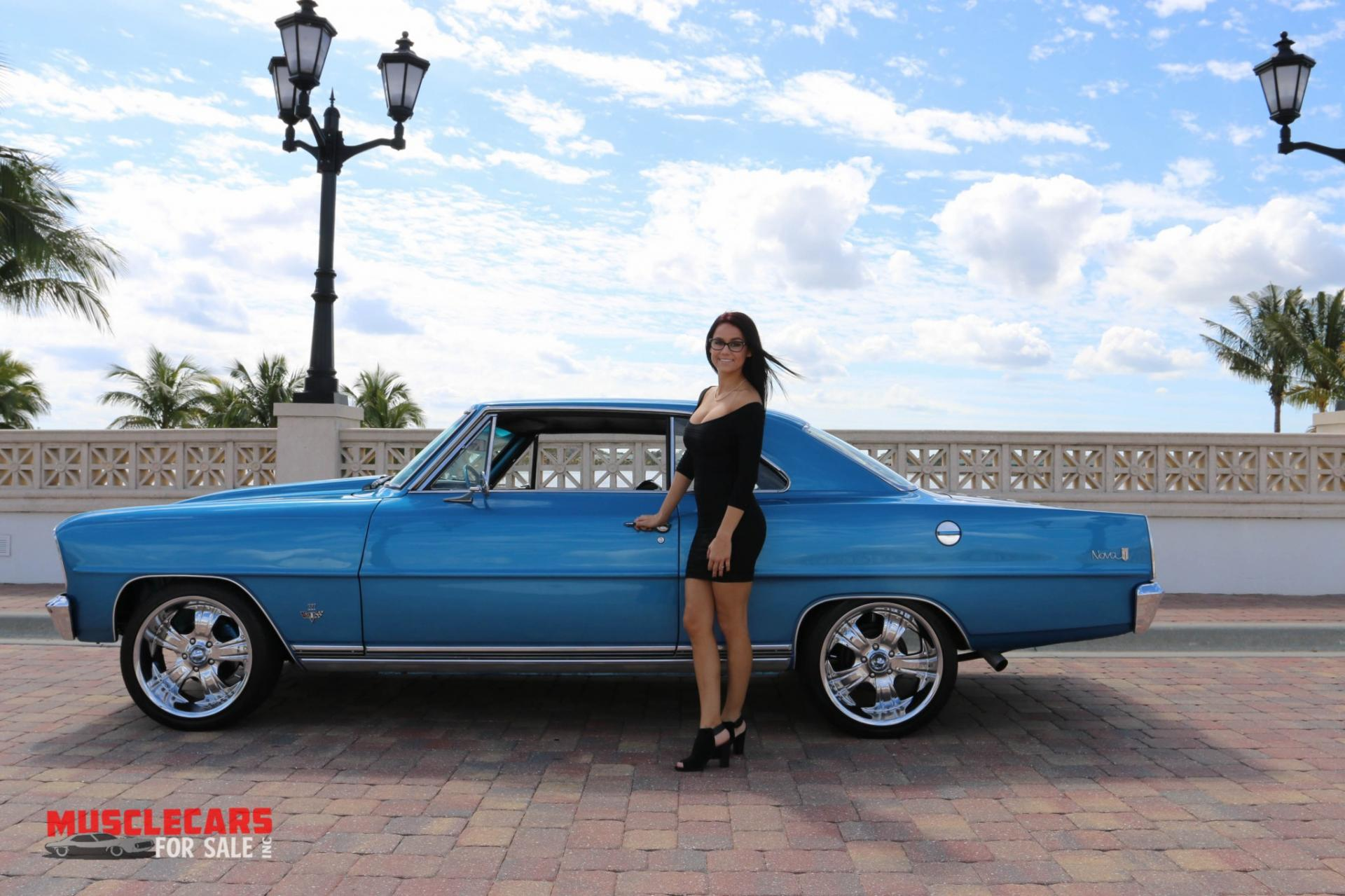 Used 1966 Chevrolet Nova for sale Sold at Muscle Cars for Sale Inc. in Fort Myers FL 33912 4