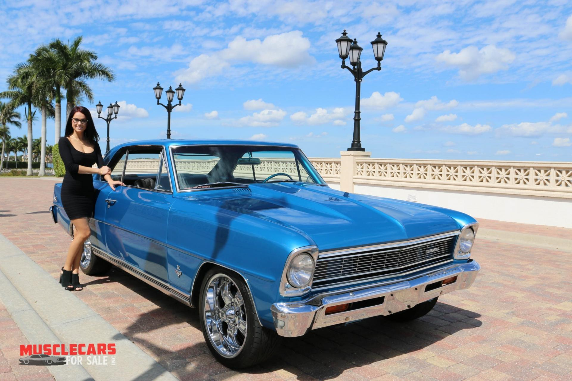 Used 1966 Chevrolet Nova for sale Sold at Muscle Cars for Sale Inc. in Fort Myers FL 33912 1