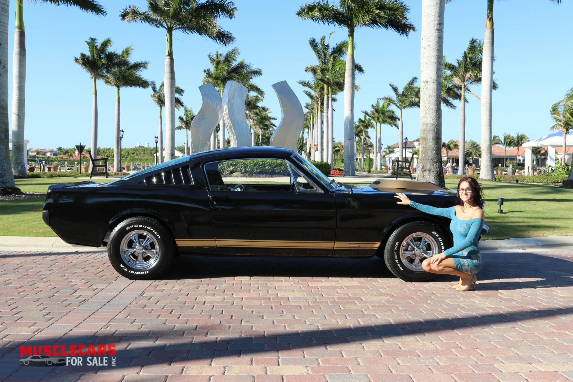 Used 1965 Ford  Mustang Fastback for sale Sold at Muscle Cars for Sale Inc. in Fort Myers FL 33912 3