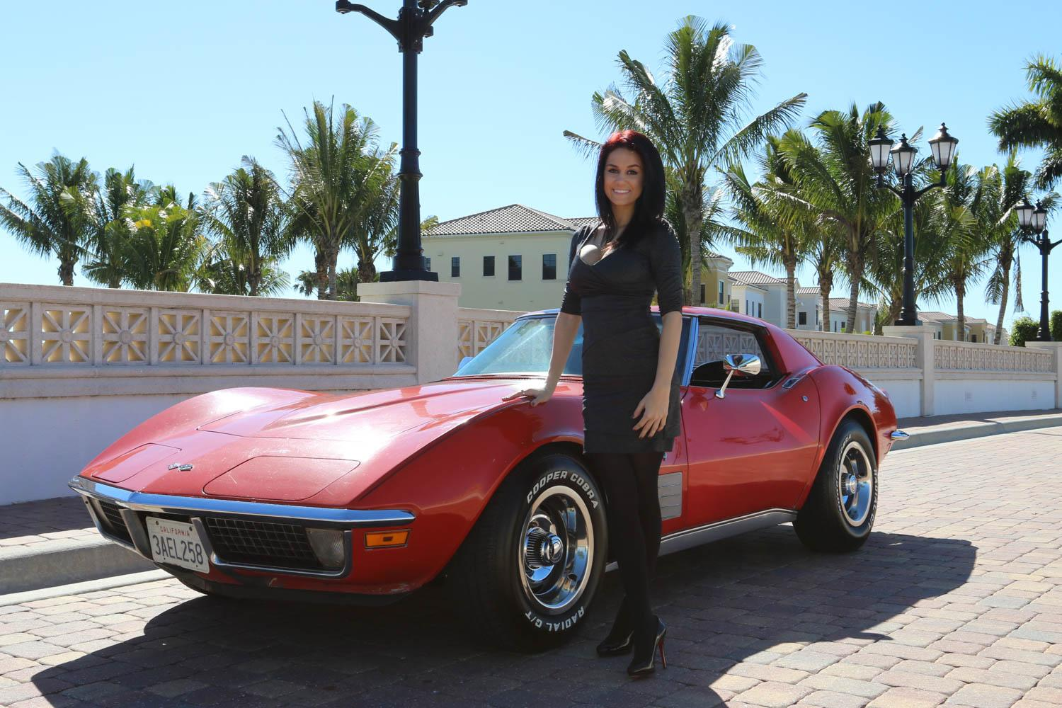 Used 1970 Chevrolet Corvette for sale Sold at Muscle Cars for Sale Inc. in Fort Myers FL 33912 2