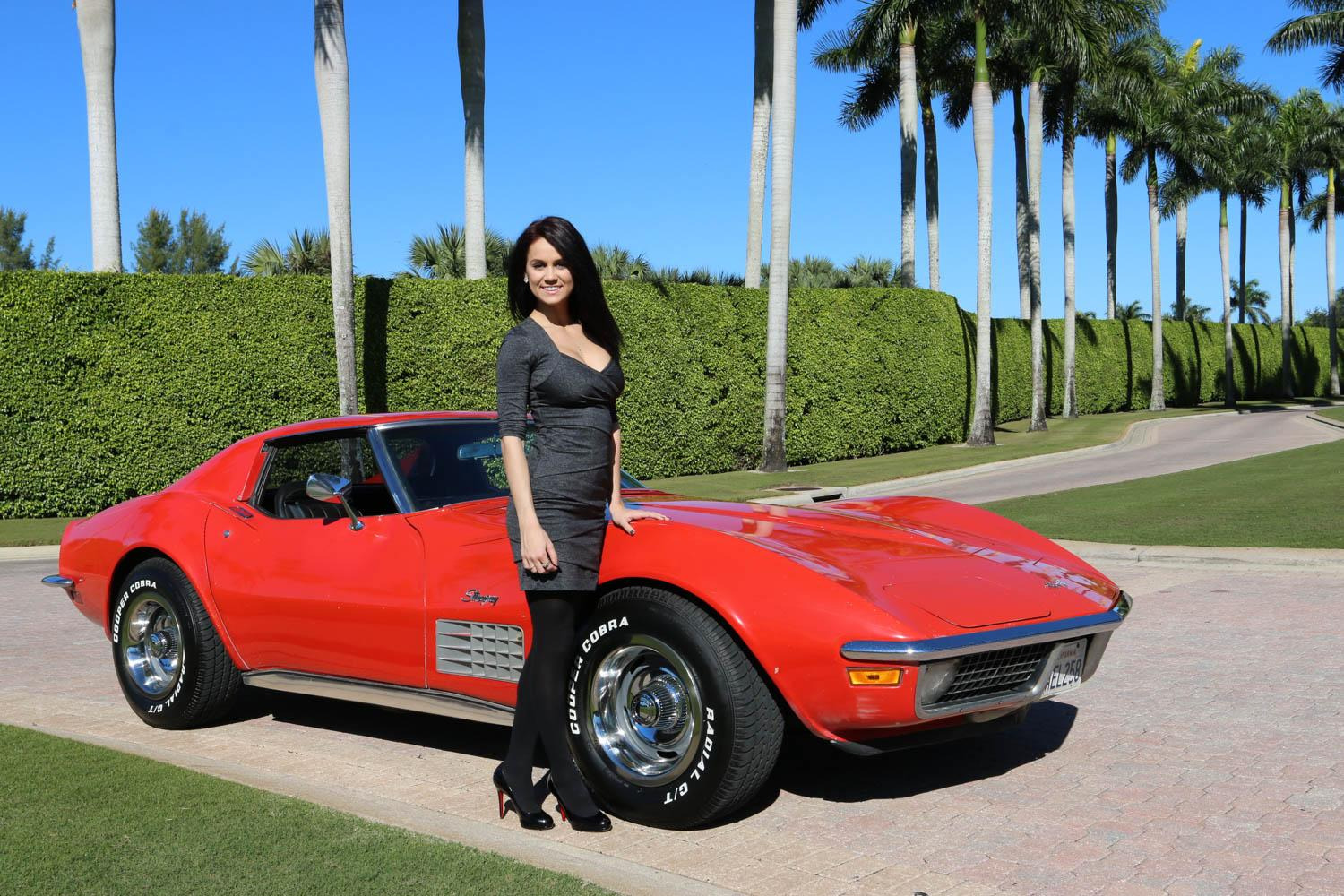 Used 1970 Chevrolet Corvette for sale Sold at Muscle Cars for Sale Inc. in Fort Myers FL 33912 5