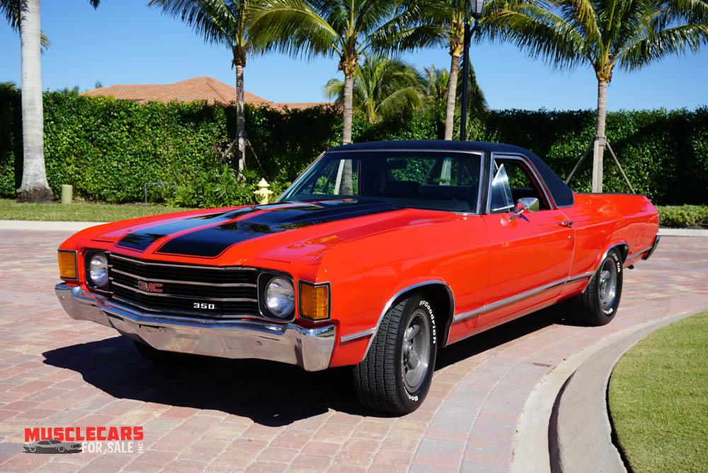 Used 1972 GMC  Sprint for sale Sold at Muscle Cars for Sale Inc. in Fort Myers FL 33912 1