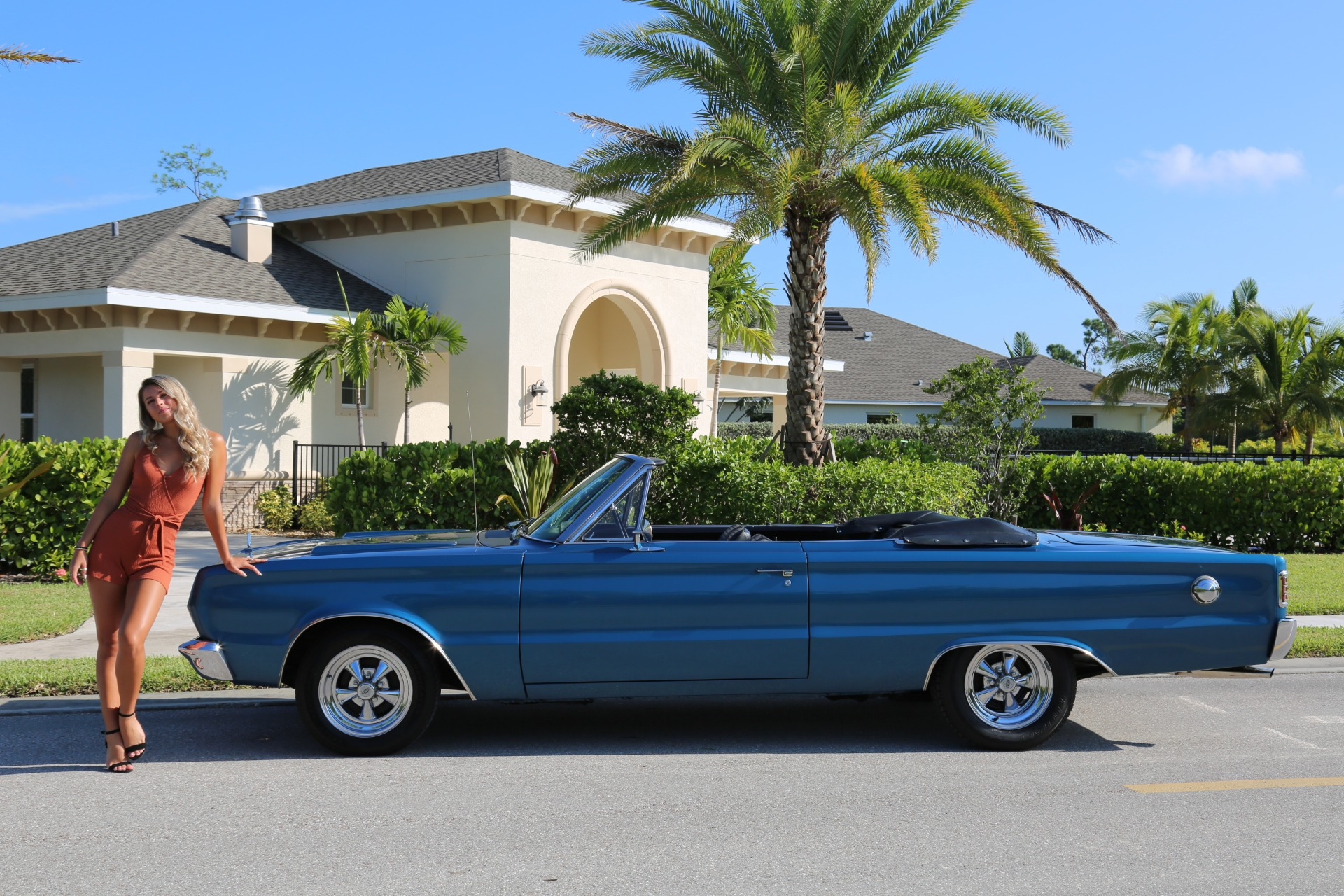 Used 1966 Plymouth Belvedere 383 V8 for sale Sold at Muscle Cars for Sale Inc. in Fort Myers FL 33912 2
