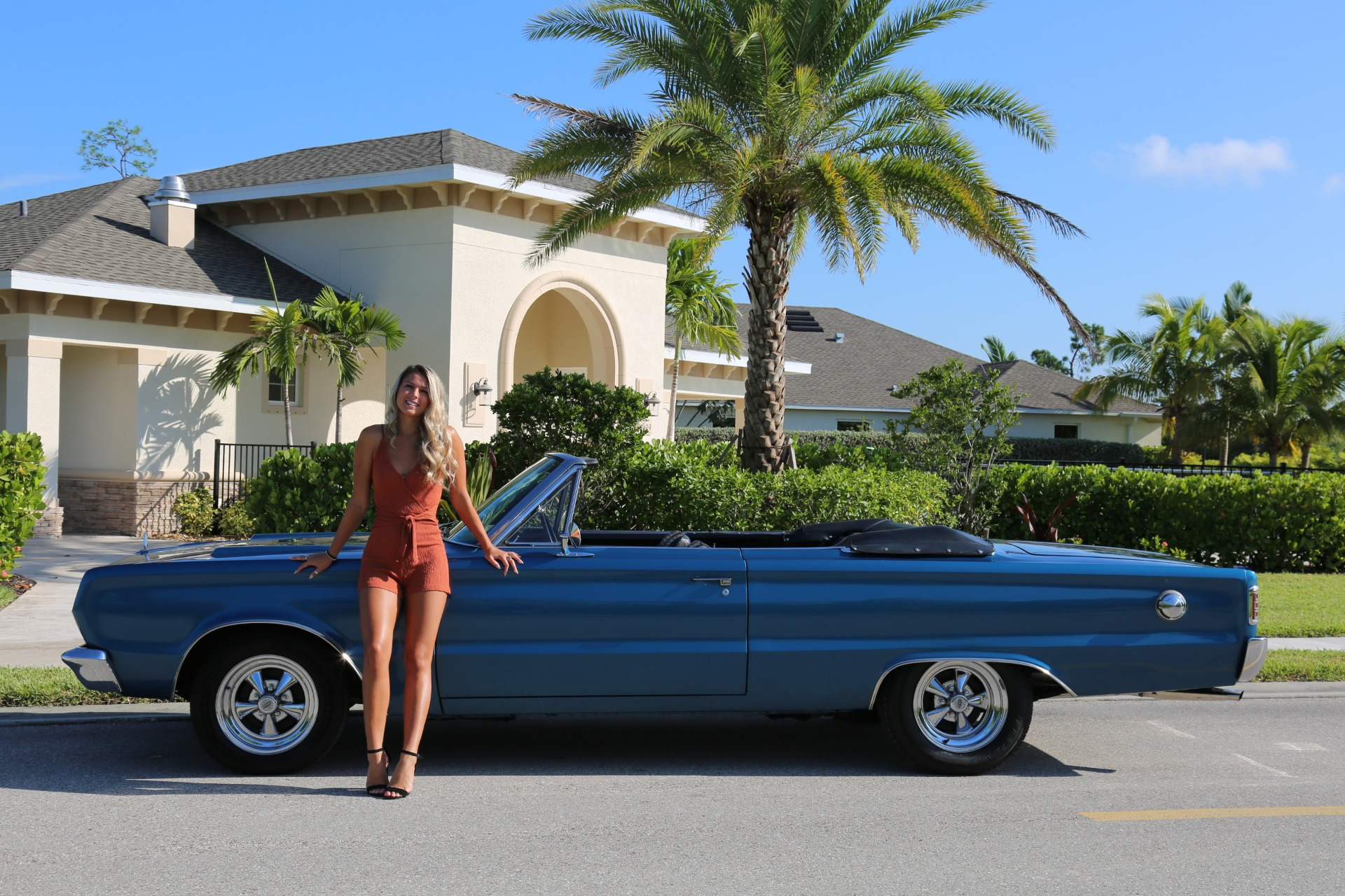 Used 1966 Plymouth Belvedere 383 V8 for sale Sold at Muscle Cars for Sale Inc. in Fort Myers FL 33912 3