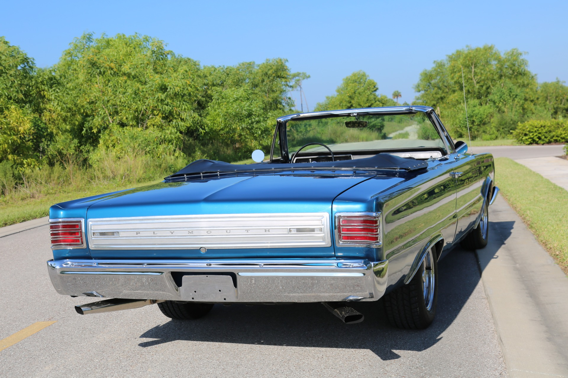 Used 1966 Plymouth Belvedere 383 V8 for sale Sold at Muscle Cars for Sale Inc. in Fort Myers FL 33912 7
