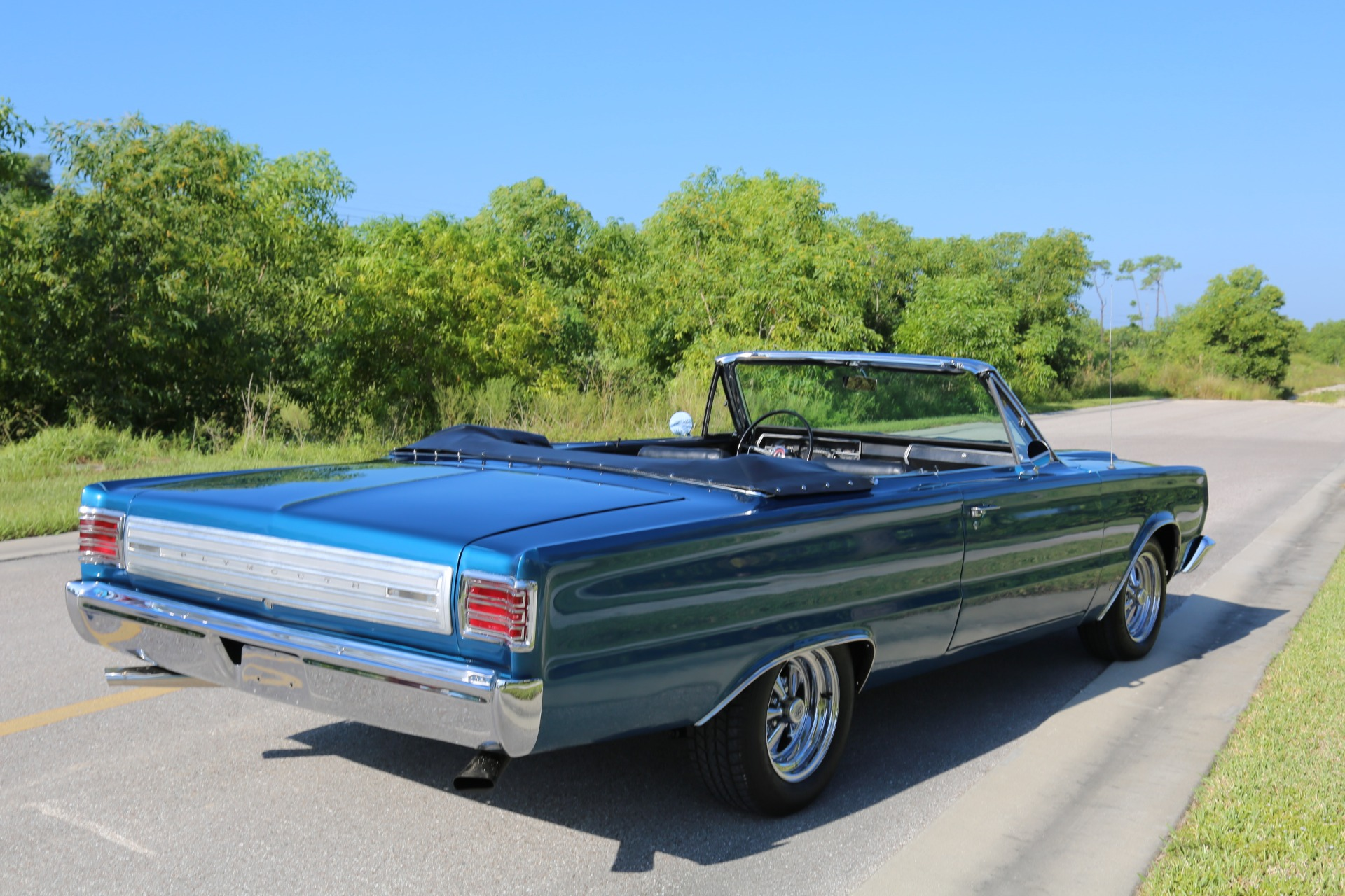 Used 1966 Plymouth Belvedere 383 V8 for sale Sold at Muscle Cars for Sale Inc. in Fort Myers FL 33912 8