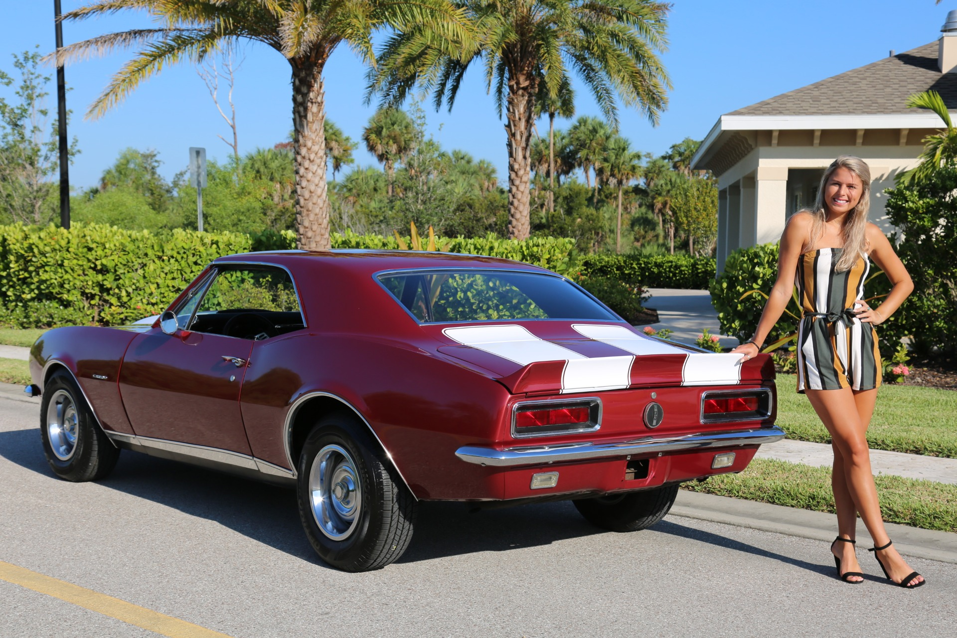 Used 1967 Chevrolet Camaro Rally Sport for sale Sold at Muscle Cars for Sale Inc. in Fort Myers FL 33912 6