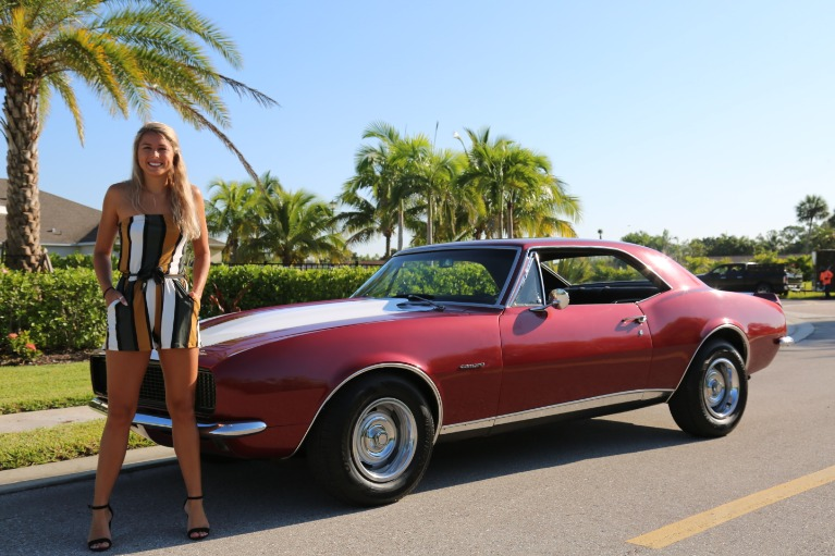 Used 1967 Chevrolet Camaro Rally Sport for sale $27,500 at Muscle Cars for Sale Inc. in Fort Myers FL