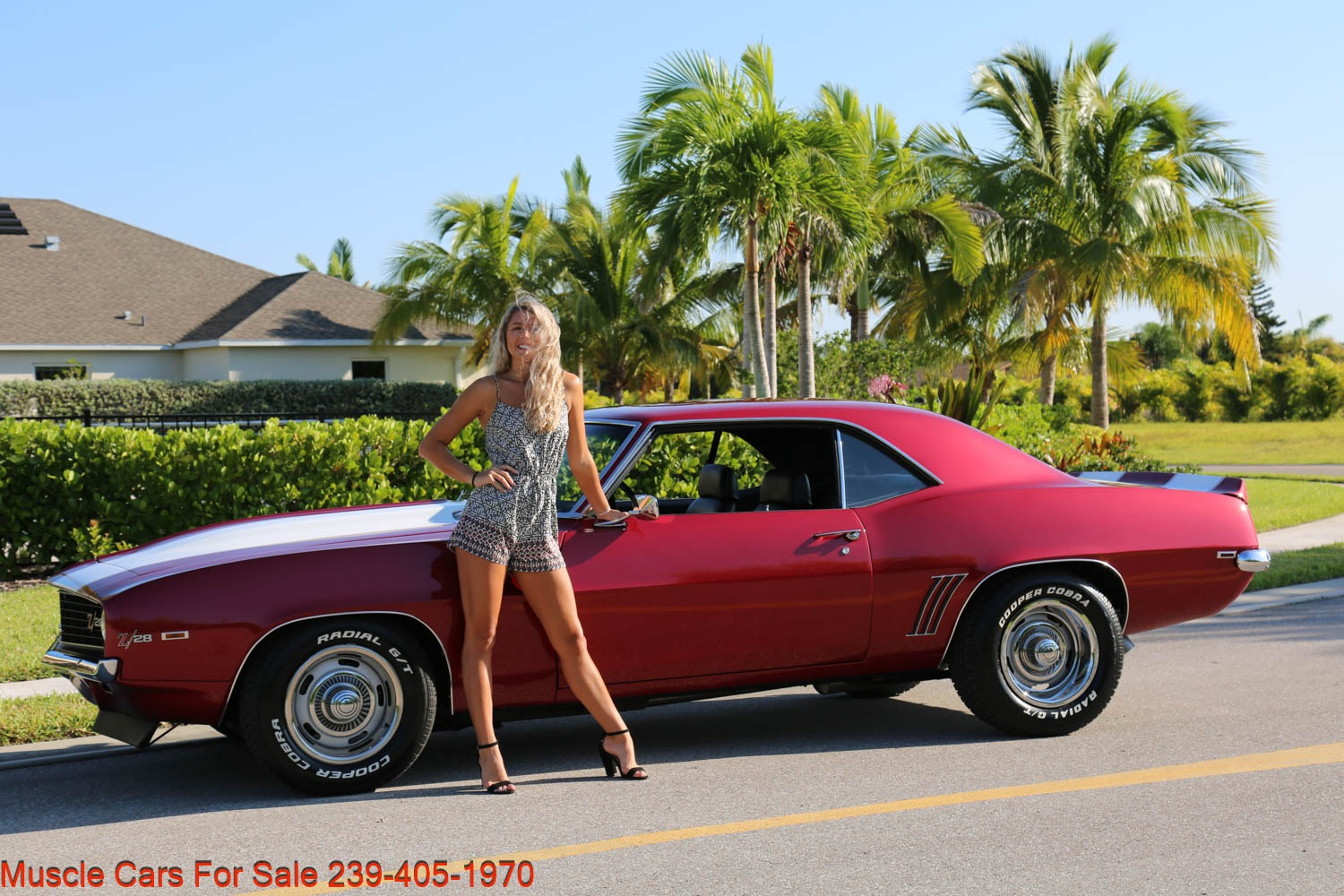 Used 1969 Chevrolet Camaro Z28 for sale Sold at Muscle Cars for Sale Inc. in Fort Myers FL 33912 2