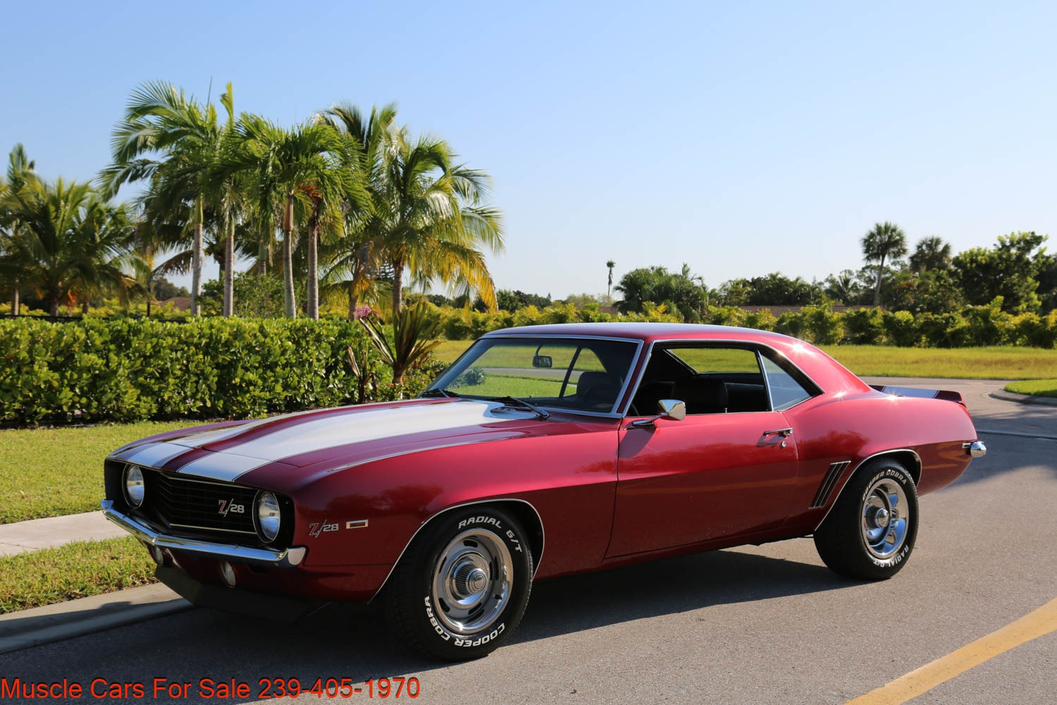Used 1969 Chevrolet Camaro Z28 for sale Sold at Muscle Cars for Sale Inc. in Fort Myers FL 33912 4