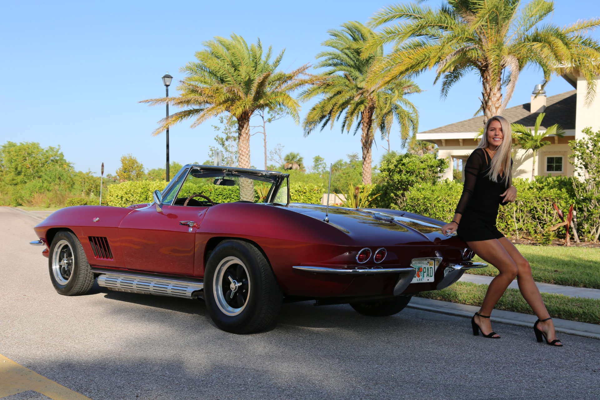 Used 1964 Chevrolet Corvette Stingray for sale $42,000 at Muscle Cars for Sale Inc. in Fort Myers FL 33912 5