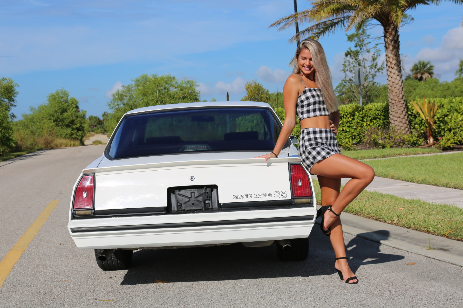 Used 1986 Chevrolet Monte Carlo SS Aero for sale $13,000 at Muscle Cars for Sale Inc. in Fort Myers FL 33912 3