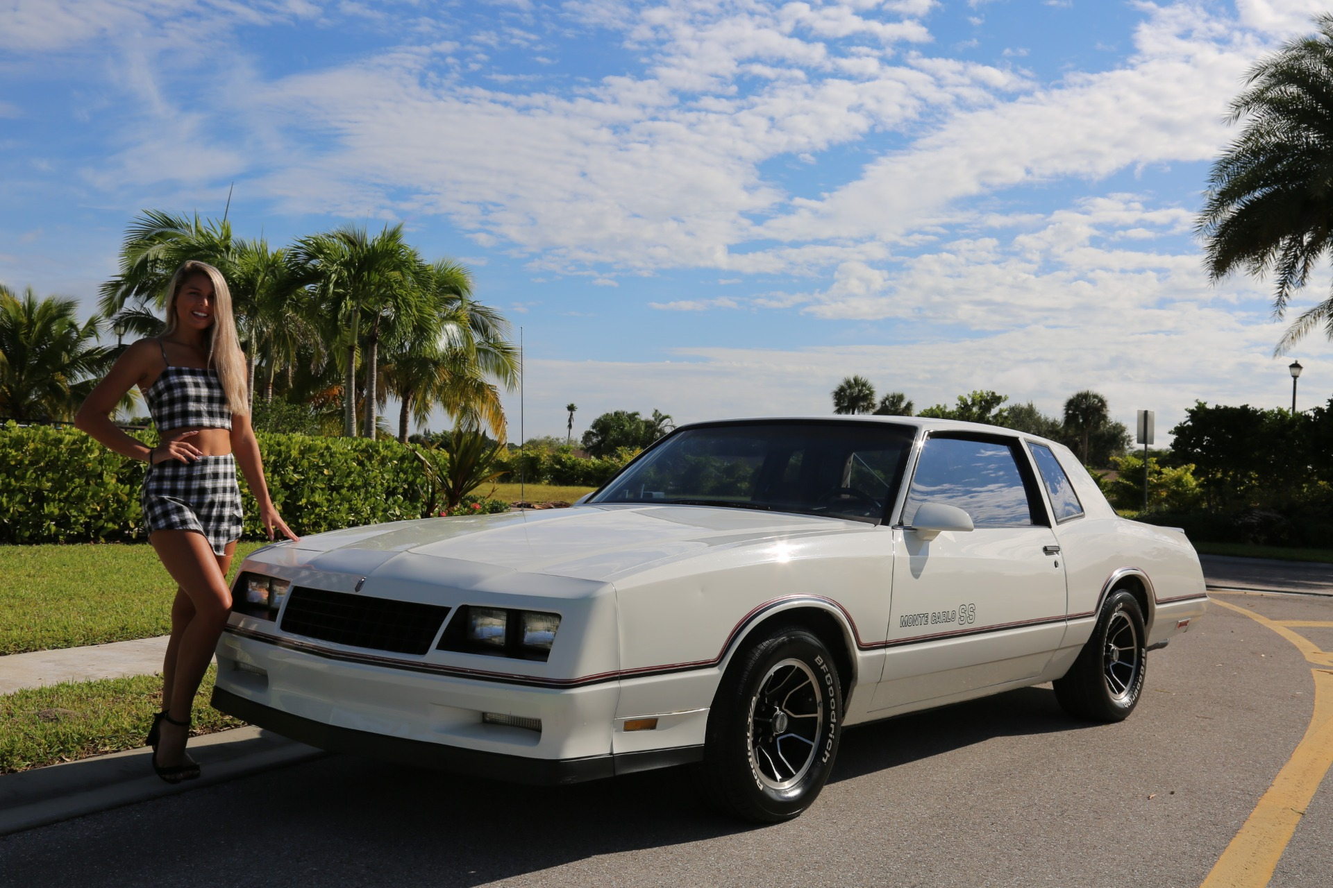 Used 1986 Chevrolet Monte Carlo SS Aero for sale $13,000 at Muscle Cars for Sale Inc. in Fort Myers FL 33912 6
