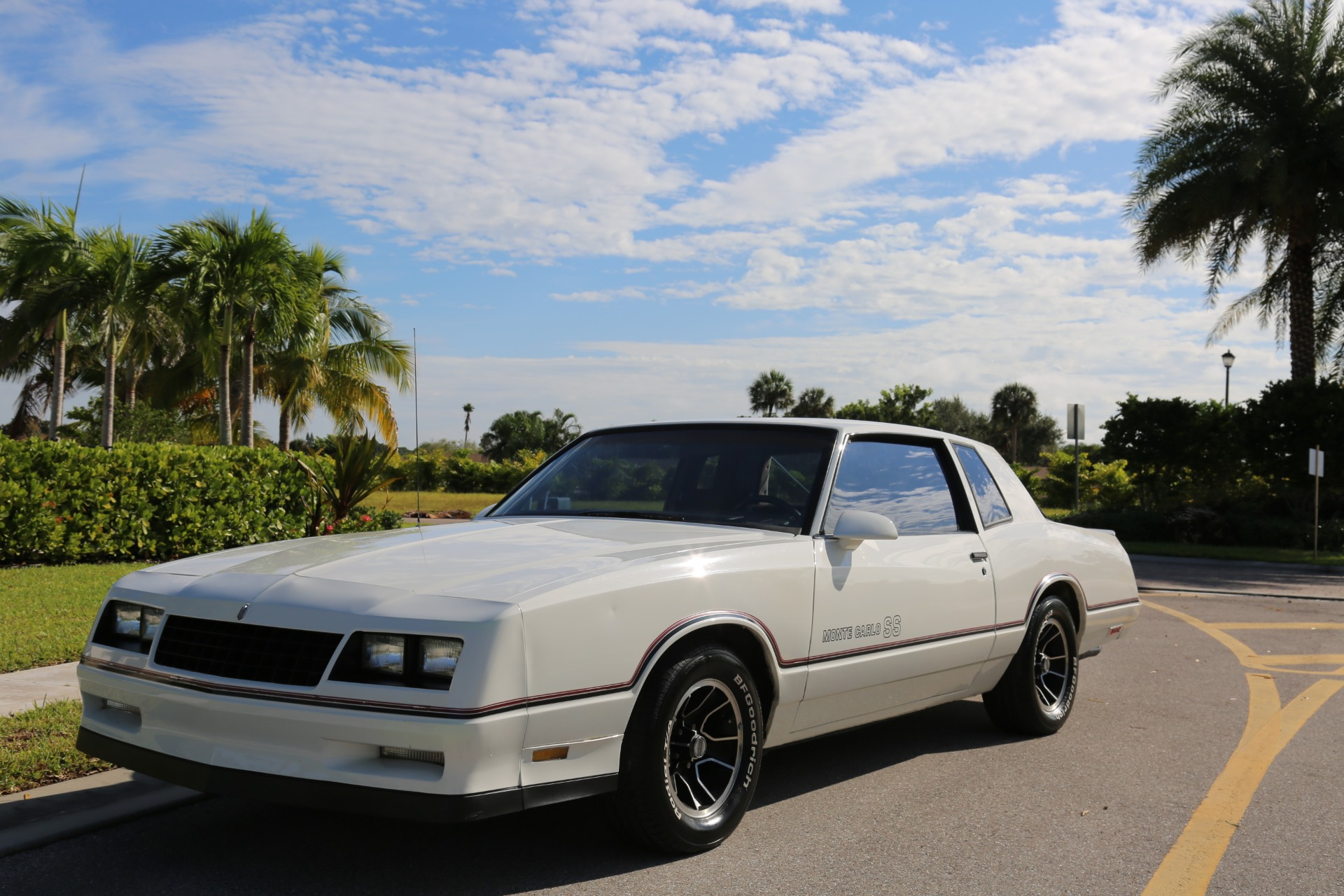 Used 1986 Chevrolet Monte Carlo SS Aero for sale $13,000 at Muscle Cars for Sale Inc. in Fort Myers FL 33912 7