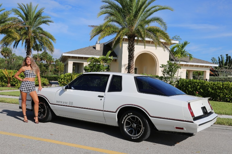 Used 1986 Chevrolet Monte Carlo SS Aero for sale $13,000 at Muscle Cars for Sale Inc. in Fort Myers FL