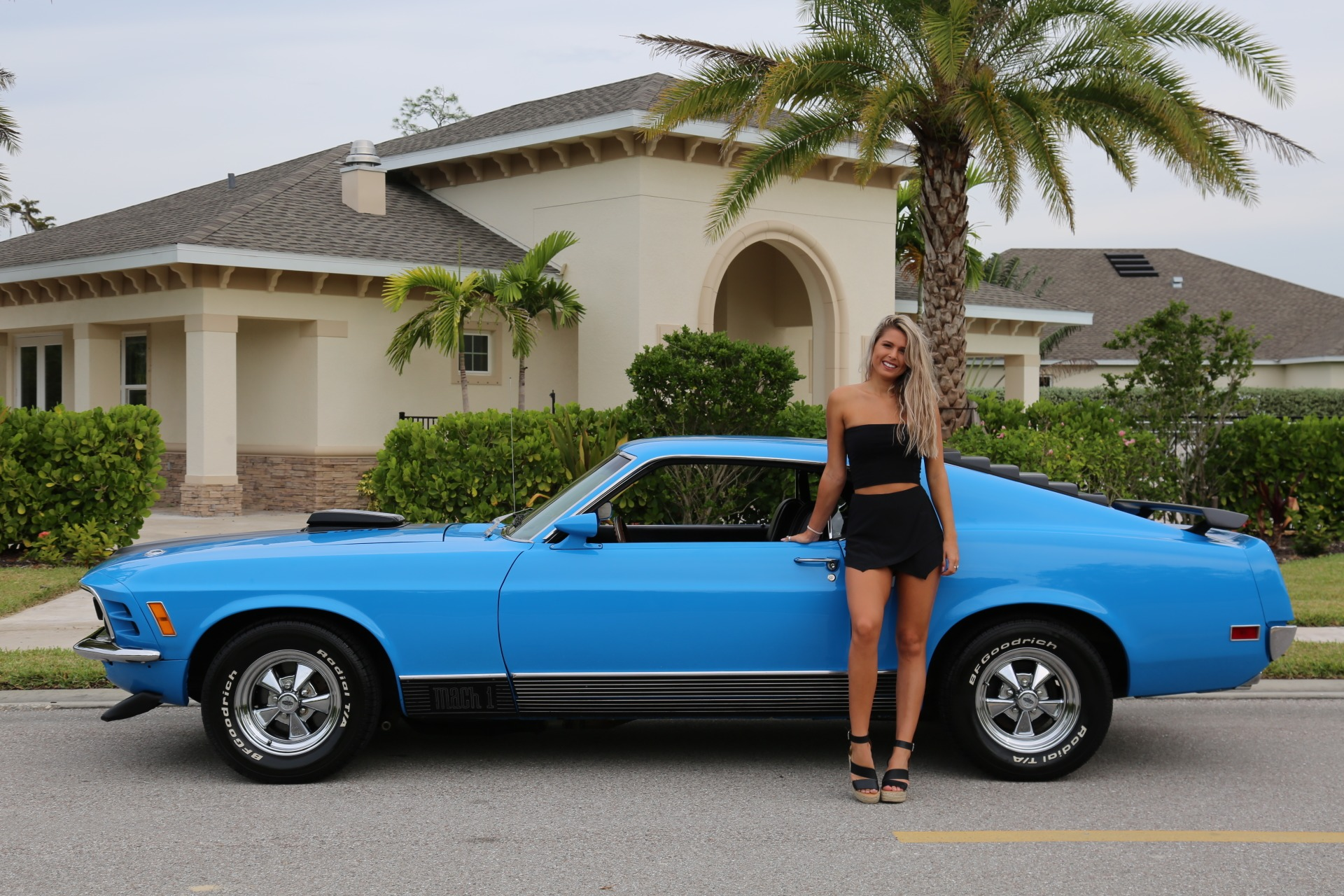 Used 1970 Ford Mustang Mach 1 for sale Sold at Muscle Cars for Sale Inc. in Fort Myers FL 33912 5