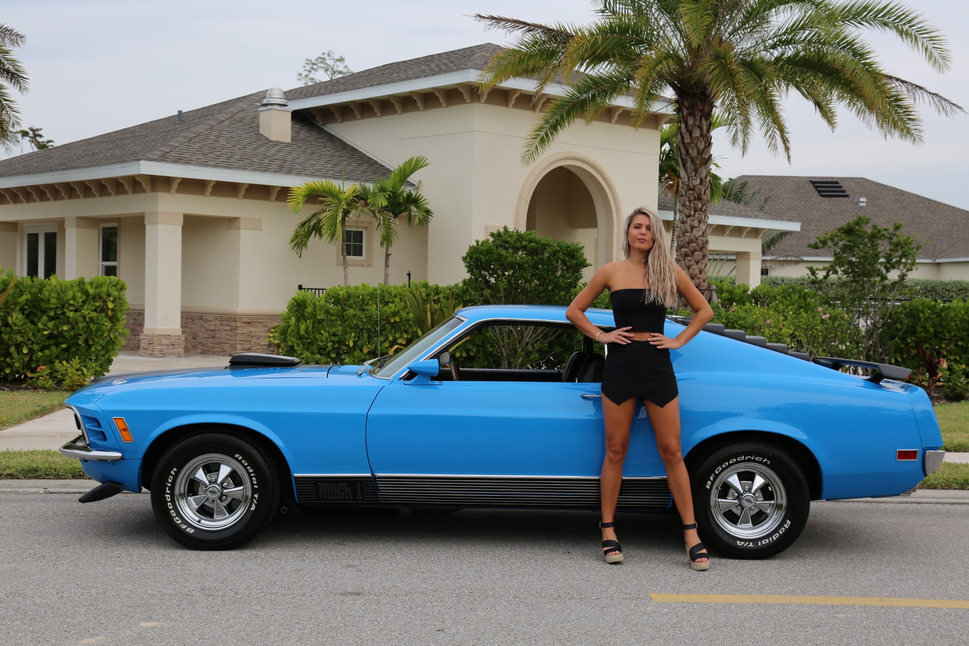 Used 1970 Ford Mustang Mach 1 for sale Sold at Muscle Cars for Sale Inc. in Fort Myers FL 33912 6