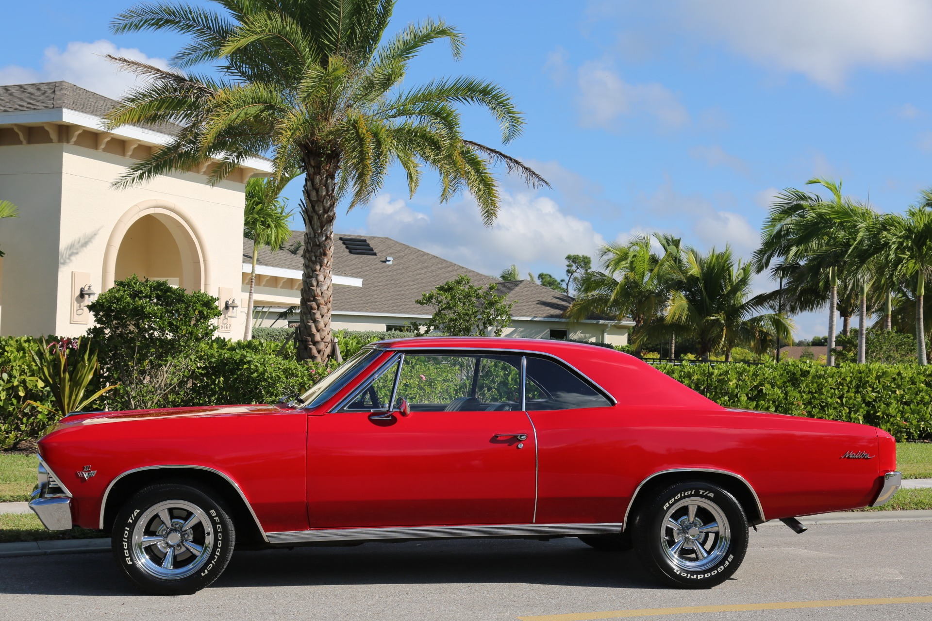 Used 1966 Chevrolet Chevelle Malibu 327 for sale Sold at Muscle Cars for Sale Inc. in Fort Myers FL 33912 5
