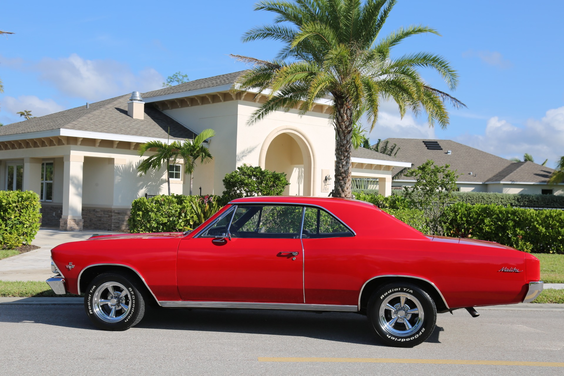 Used 1966 Chevrolet Chevelle Malibu 327 for sale Sold at Muscle Cars for Sale Inc. in Fort Myers FL 33912 6