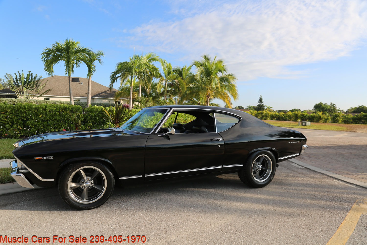 Used 1969 Chevrolet Chevelle Malibu 350 4 Speed for sale Sold at Muscle Cars for Sale Inc. in Fort Myers FL 33912 3