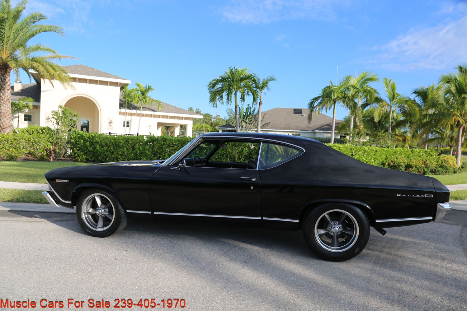 Used 1969 Chevrolet Chevelle Malibu 350 4 Speed for sale Sold at Muscle Cars for Sale Inc. in Fort Myers FL 33912 4