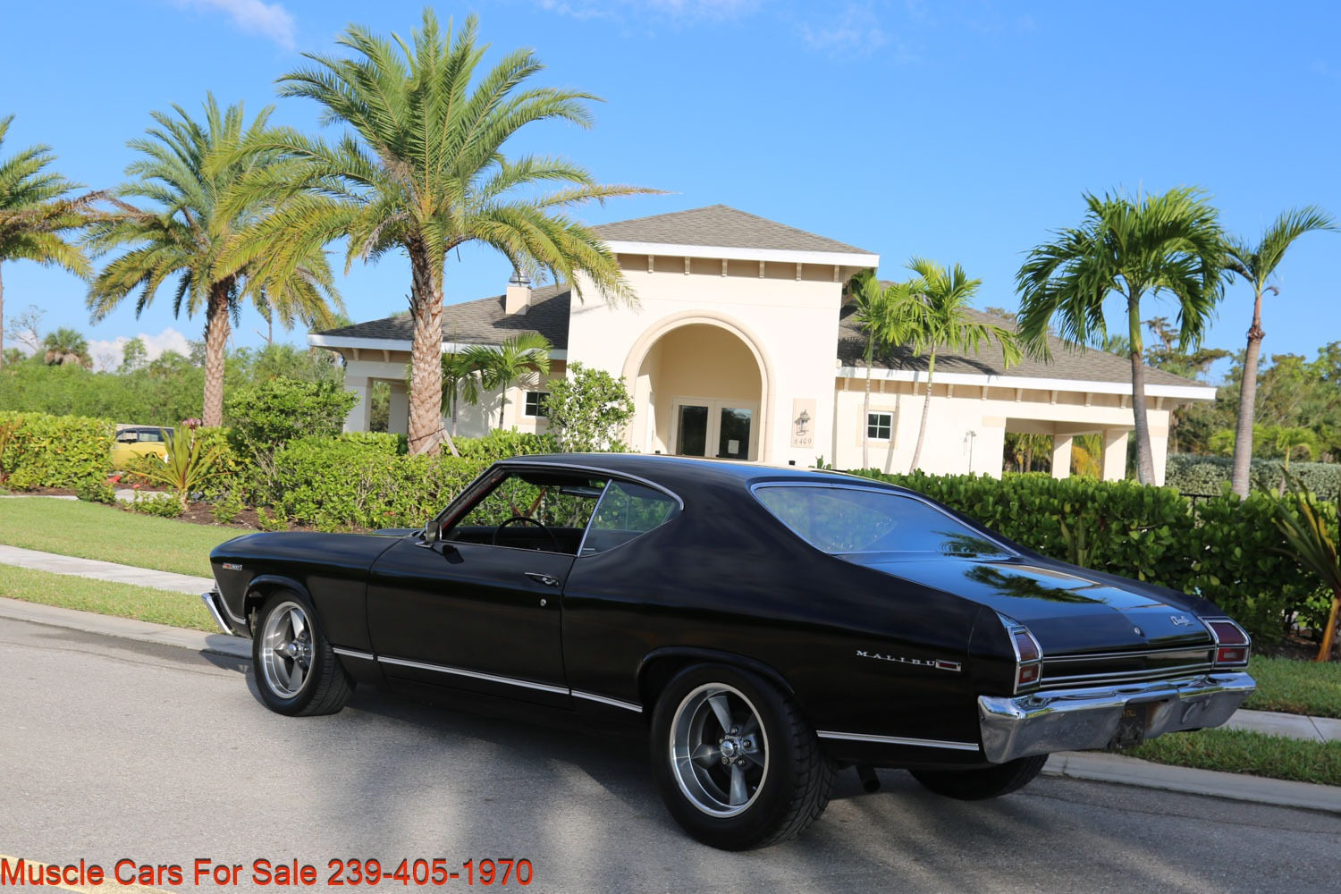 Used 1969 Chevrolet Chevelle Malibu 350 4 Speed for sale Sold at Muscle Cars for Sale Inc. in Fort Myers FL 33912 5