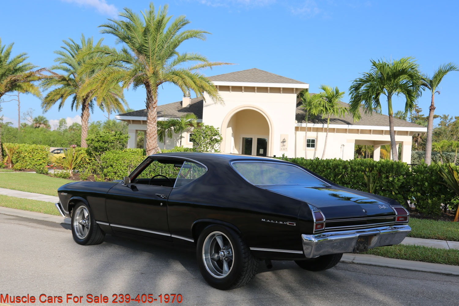 Used 1969 Chevrolet Chevelle Malibu 350 4 Speed for sale Sold at Muscle Cars for Sale Inc. in Fort Myers FL 33912 6