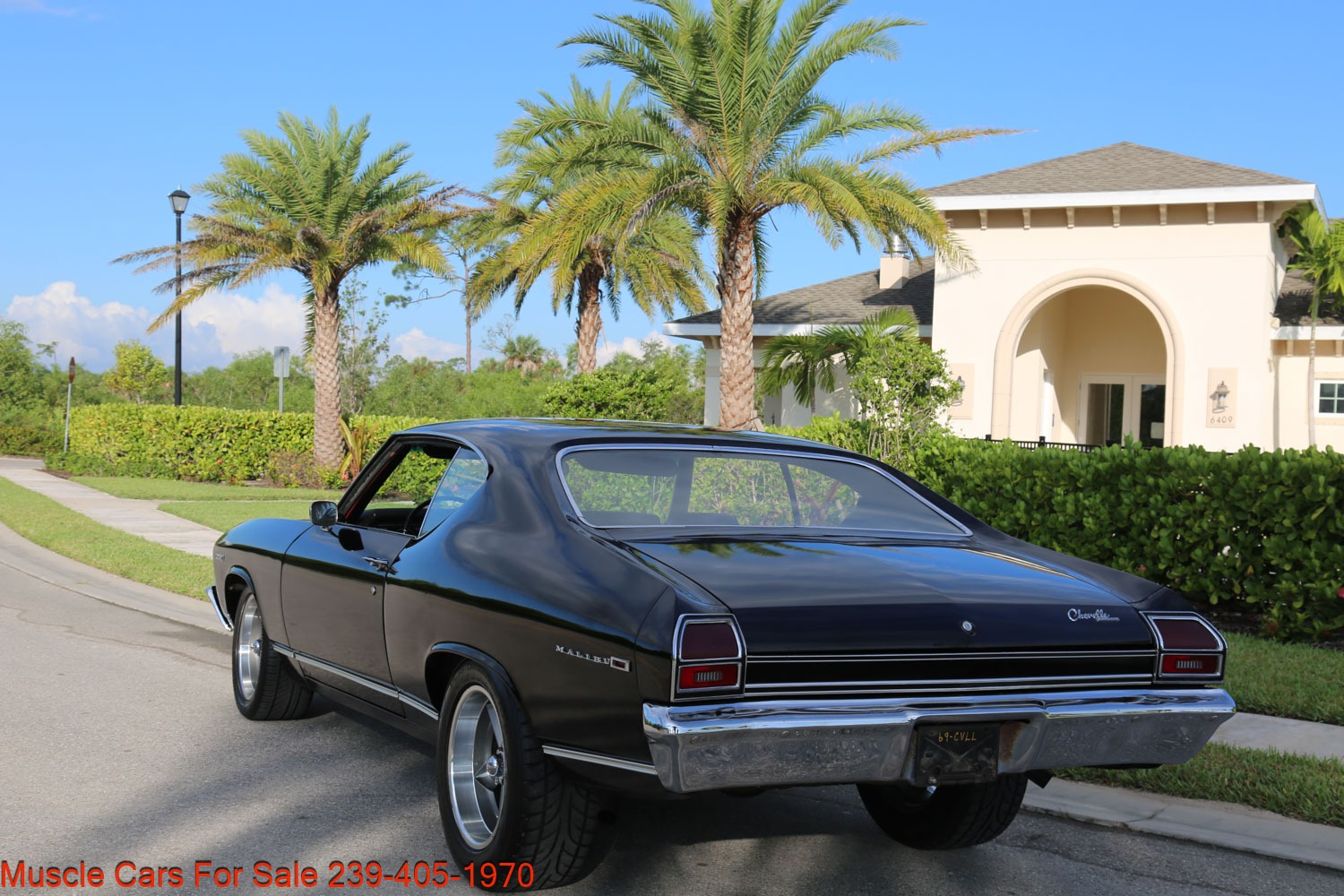 Used 1969 Chevrolet Chevelle Malibu 350 4 Speed for sale Sold at Muscle Cars for Sale Inc. in Fort Myers FL 33912 7