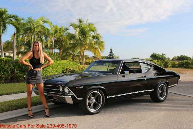 Used 1969 Chevrolet Chevelle Malibu 350 4 Speed for sale $26,000 at Muscle Cars for Sale Inc. in Fort Myers FL