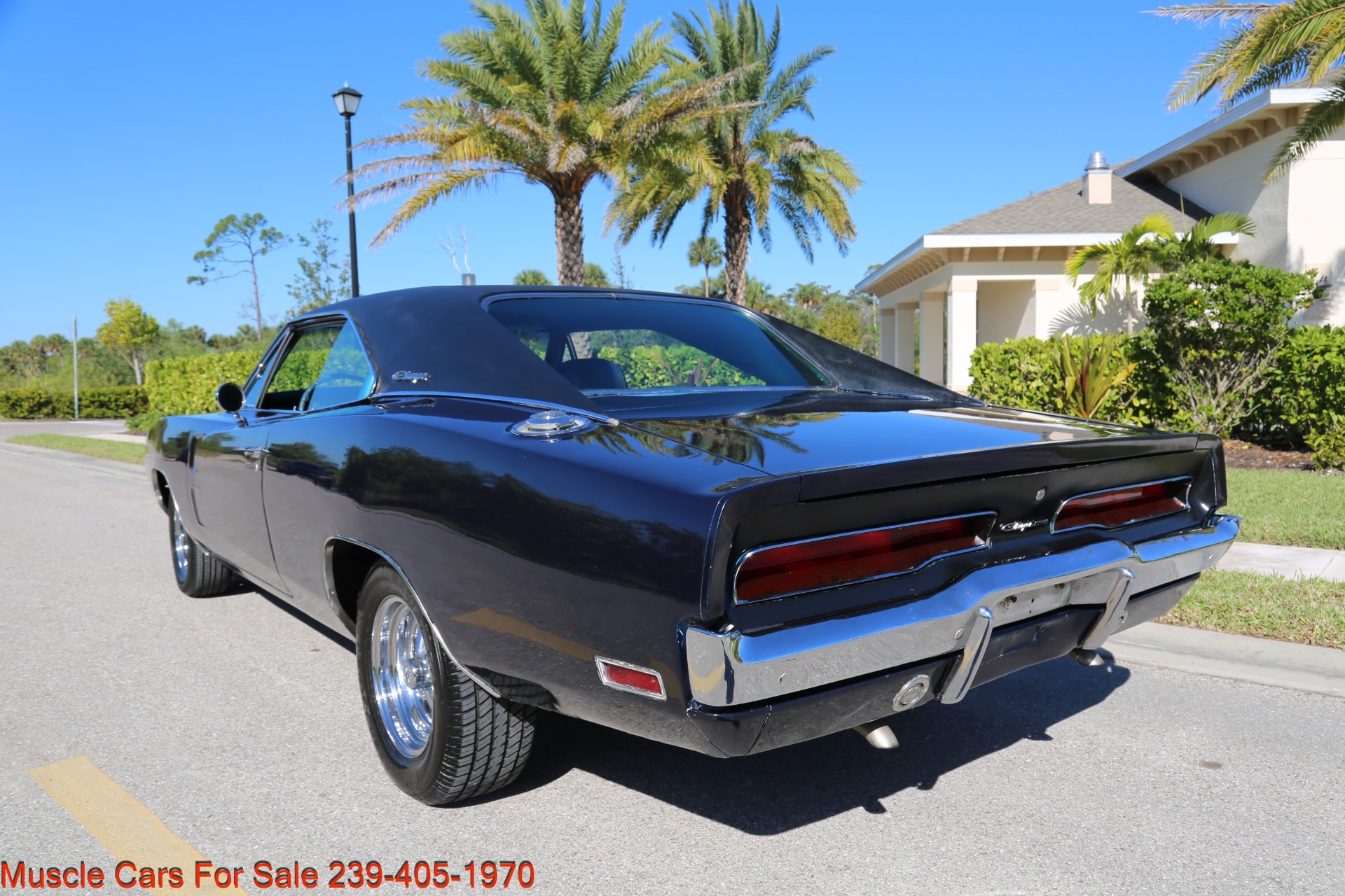 Used 1970 Dodge Charger # Matching for sale Sold at Muscle Cars for Sale Inc. in Fort Myers FL 33912 4