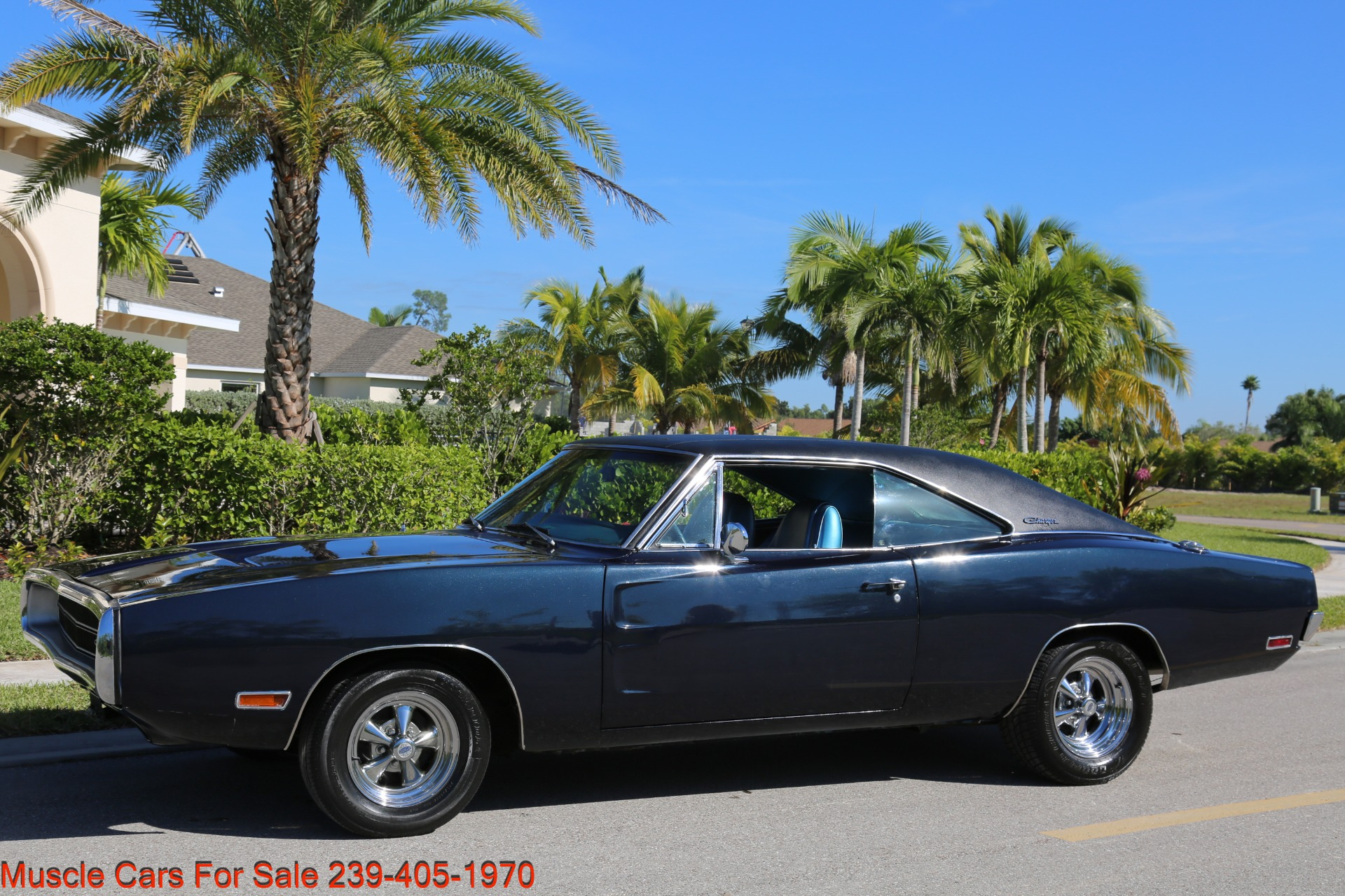Used 1970 Dodge Charger # Matching for sale Sold at Muscle Cars for Sale Inc. in Fort Myers FL 33912 6