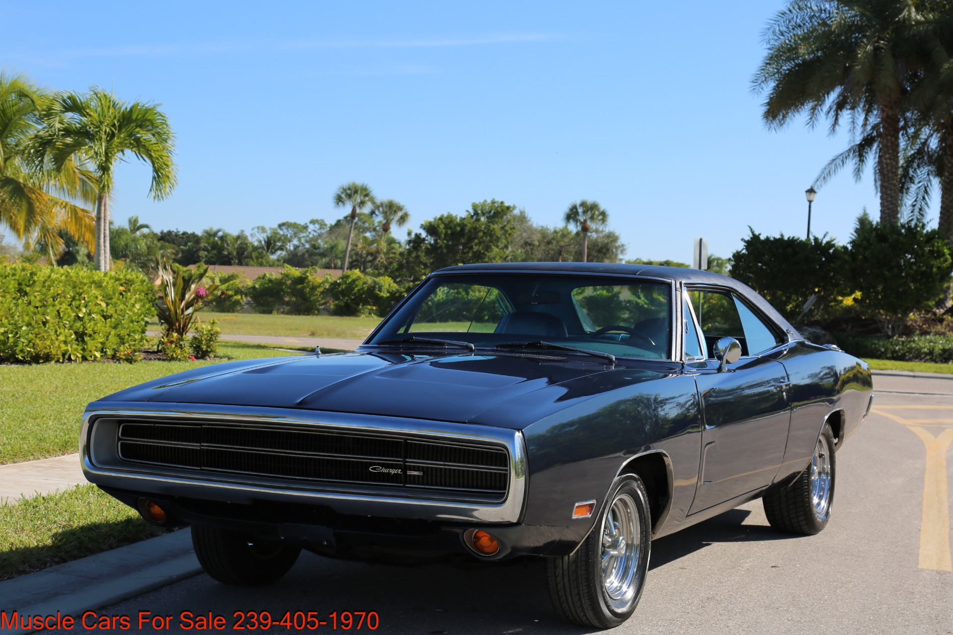 Used 1970 Dodge Charger # Matching for sale Sold at Muscle Cars for Sale Inc. in Fort Myers FL 33912 7
