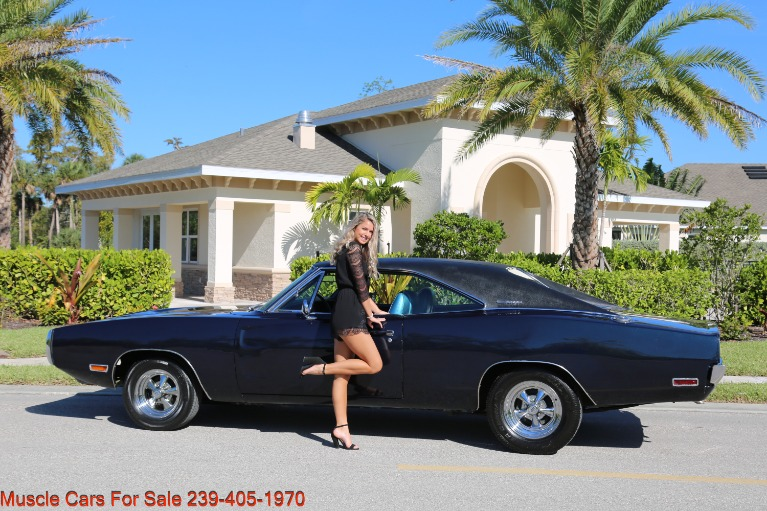 Used 1970 Dodge Charger # Matching for sale $36,700 at Muscle Cars for Sale Inc. in Fort Myers FL