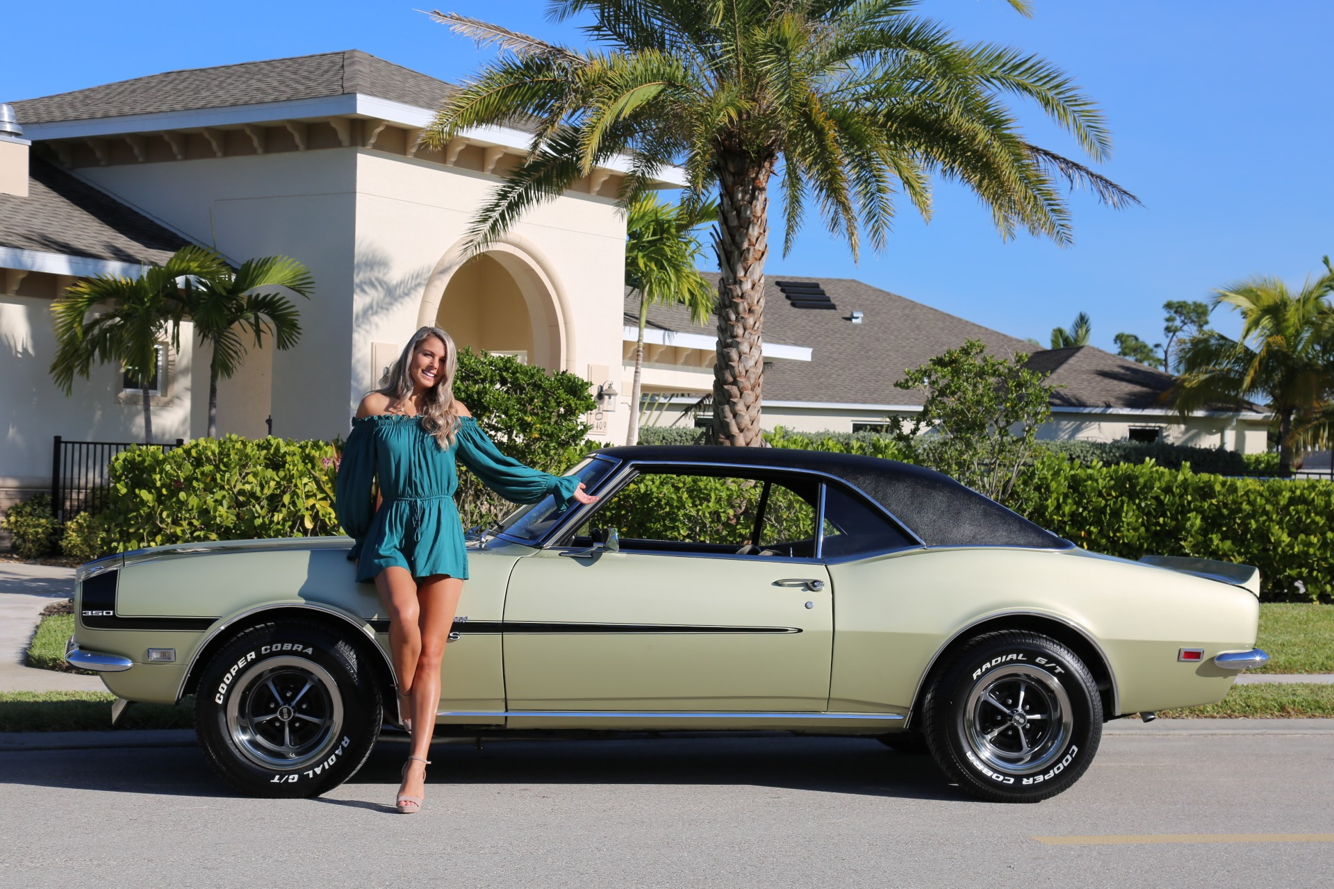Used 1968 Chevrolet Camaro SS for sale Sold at Muscle Cars for Sale Inc. in Fort Myers FL 33912 3