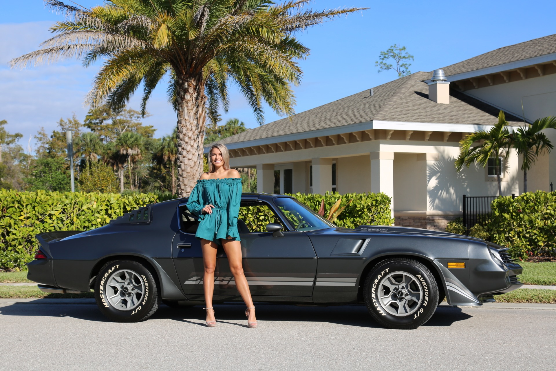 Used 1980 Chevrolet Camaro Z28 for sale Sold at Muscle Cars for Sale Inc. in Fort Myers FL 33912 3